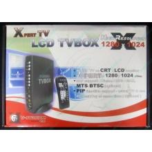 Внешний TV tuner KWorld V-Stream Xpert TV LCD TV BOX VS-TV1531R (Балашиха)