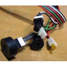Светодиоды в Балашихе, кнопки и динамик (с кабелями и разъемами) для корпуса Chieftec (Балашиха)