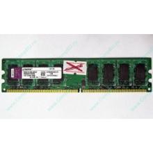 ГЛЮЧНАЯ/НЕРАБОЧАЯ память 2Gb DDR2 Kingston KVR800D2N6/2G pc2-6400 1.8V  (Балашиха)