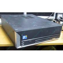 Лежачий четырехядерный компьютер Intel Core 2 Quad Q8400 (4x2.66GHz) /2Gb DDR3 /250Gb /ATX 250W Slim Desktop (Балашиха)