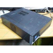 Лежачий четырехядерный системный блок Intel Core 2 Quad Q8400 (4x2.66GHz) /2Gb DDR3 /250Gb /ATX 300W Slim Desktop (Балашиха)