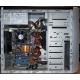 4 ядерный компьютер Intel Core 2 Quad Q6600 (4x2.4GHz) /4Gb /160Gb /ATX 450W вид сзади (Балашиха)