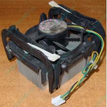 Кулер для процессоров socket 478 с медным сердечником внутри алюминиевого радиатора Б/У (Балашиха)