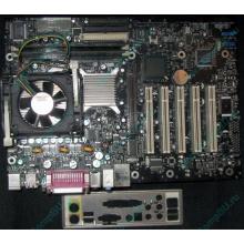 Материнская плата Intel D845PEBT2 (FireWire) с процессором Intel Pentium-4 2.4GHz s.478 и памятью 512Mb DDR1 Б/У (Балашиха)
